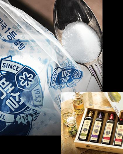 韩国最早的精制白糖 韩国规模最大的核心食品品牌