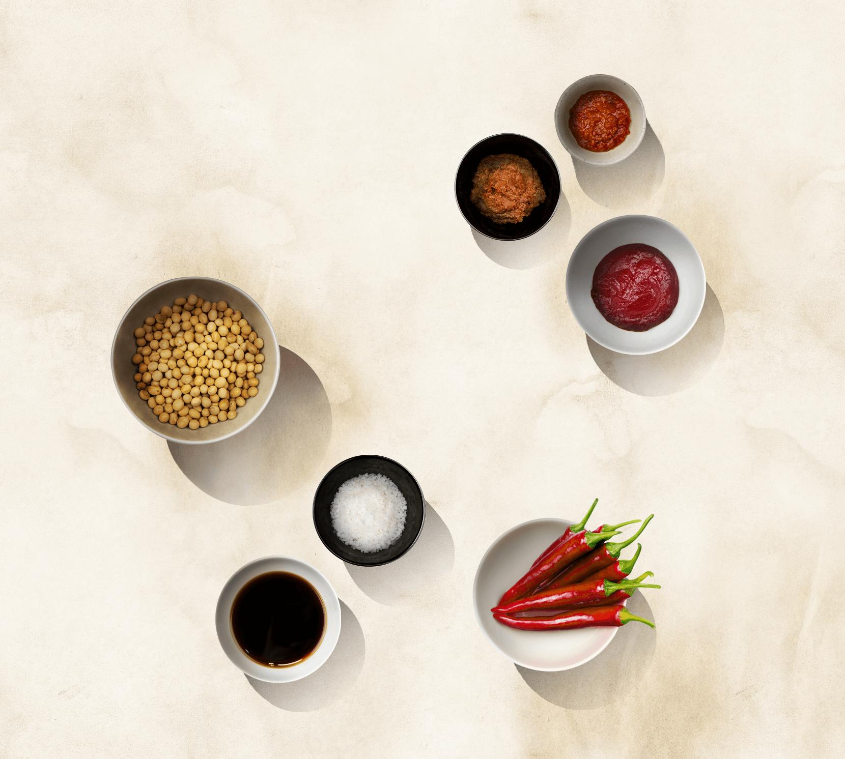 遵从优质原料的时间规律,运用发酵熟成技术,更加美味