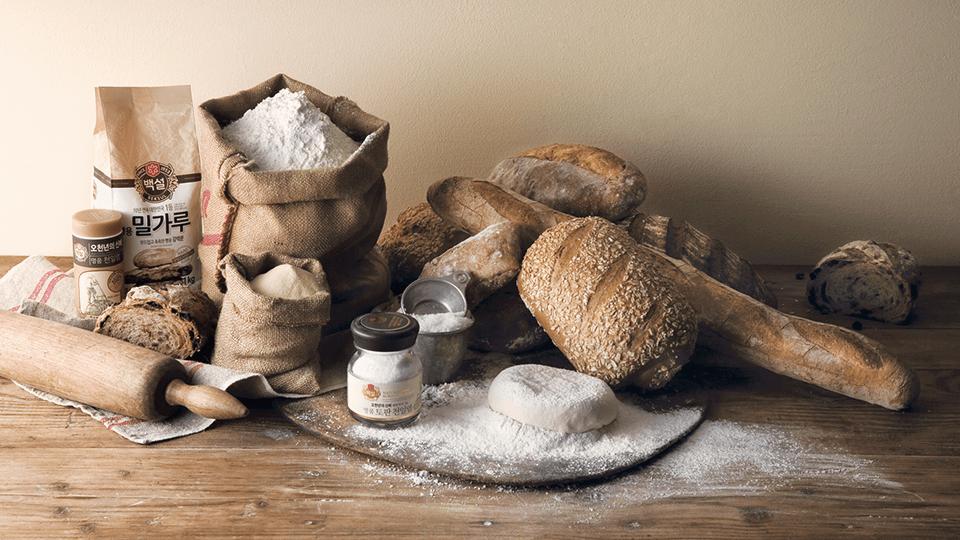 使用优质材料制作面包的发展仍在继续。