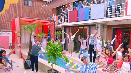 内容潮流领导者,tvN 2015 tvN 10周年宣言 ID 150120 EP.1
