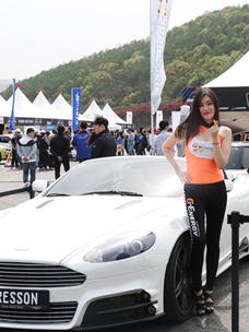 Splendid Revival of Yongin Speedway! The 2016 CJ Logistics Super Race Championship
