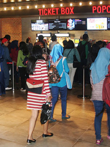 CJ CGV, 进军印尼2年多时间里影院数量突破20家!