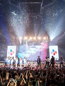 "CJ E&M,举行KCON 2016 France!""Korea Premium""登陆法国巴黎"