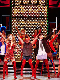 Everybody Say Yeah! musical Kinky Boots