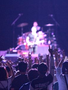 #山谷摇滚节 #2016芝山山谷摇滚音乐艺术节 #TuneUp_Stage #芝山度假村 #TuneUp #音乐人 #后台 #CJ文化财团