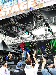 在曾经享受快乐的地方再次体验感动!2016芝山山谷摇滚音乐艺术节
