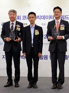 CJ O'liveNetworks wins Grand Prize