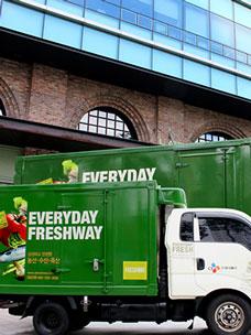 HMR人气飙升,食材供应企业也风生水起 CJ Freshway,在原料营业市场上快速成长