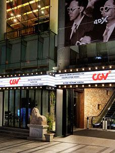 CJ CGV,连续7年位居国家品牌竞争力指数NBCI第一名