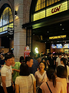 CJ CGV surpasses 10 million viewers within the shortest period in Vietnam