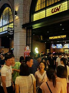 CJ CGV,在越南最短时间内观影人数突破1千万