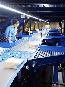 CJ Logistics invests 122.7 billion won in full automation of parcel sorting process