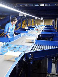 CJ大韩通运,投资1,227亿韩元实现快递分类全过程的自动化