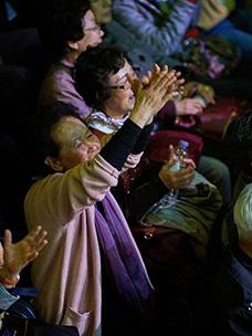 与特别的观众一起度过的愉快时光!音乐剧《PAN》观后感