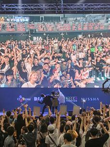 "CJ ENM E&M Div.,举办亚洲最大的一人自媒体人庆典""DIA Festival""!"
