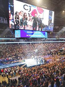 CJ KCON,在美国纽约吸引5万3000名Z世代