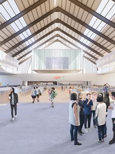CJ CGV在仁川港打造都市再生文化综合体!