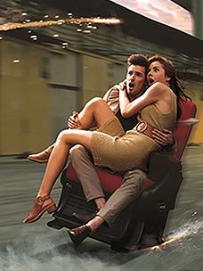 CGV 4DX年观众人数首次突破2,000万,票房创历史最高纪录