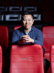 A person whom Freddie will be thankful to in heaven, PD Se-gwon Kim of CJ CGV ScreenX Studio