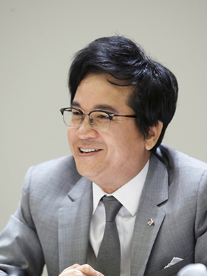 CJ Lee Jay-Hyun会长表示