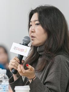 stylist Hye-yeon Han