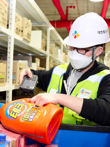 We Achieved a Warehousing Revolution Based on Asia's Largest Courier Service Infrastructure.