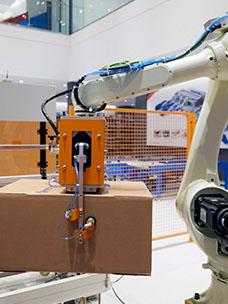CJ大韩通运采用机器人装箱卸货,促进无人化技术开发