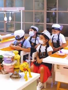 【嗨拌】来到嗨拌博物馆│和嗨拌米粒家族一起来上儿童料理课