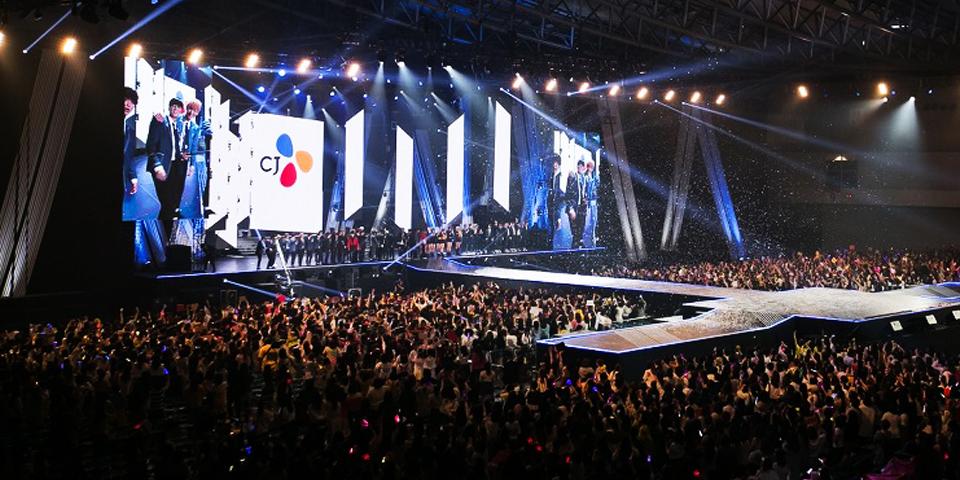 CJ E&M,通过KCON在日本构建韩日民间文化交流平台!