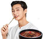 必品阁香辣牛肉汤电视广告 朴叙俊、金秉玉