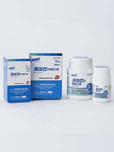 CJ Healthcare 推出新药K-CAB 300片产品