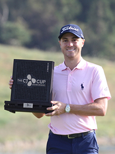 CJ Group Decides to Hold This Year''s THE CJ CUP in the U.S.