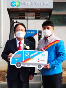 CJ大韩通运开启电动货车时代