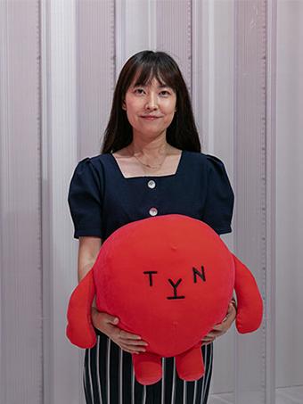 CJ ENM Kang Ok-kyoung